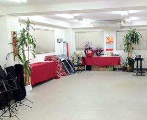 心弦二胡スタジオ3階